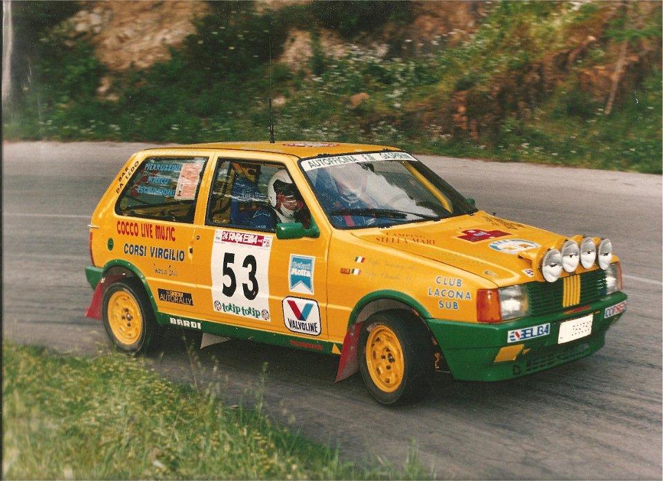Rallye Elba 1993