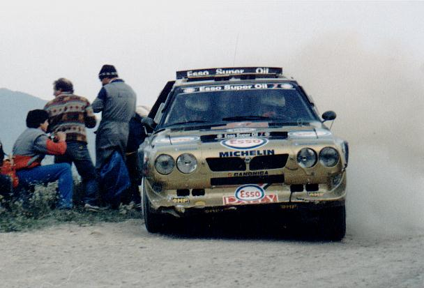 86tabaton1 Too Fast to Race - Documentary on the Group B Rally cars