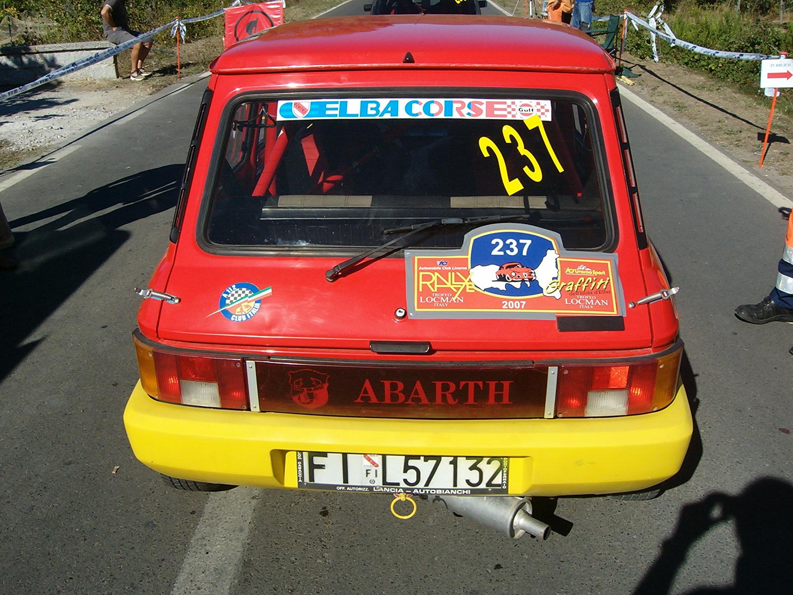 Autobianchi A112 Abarth