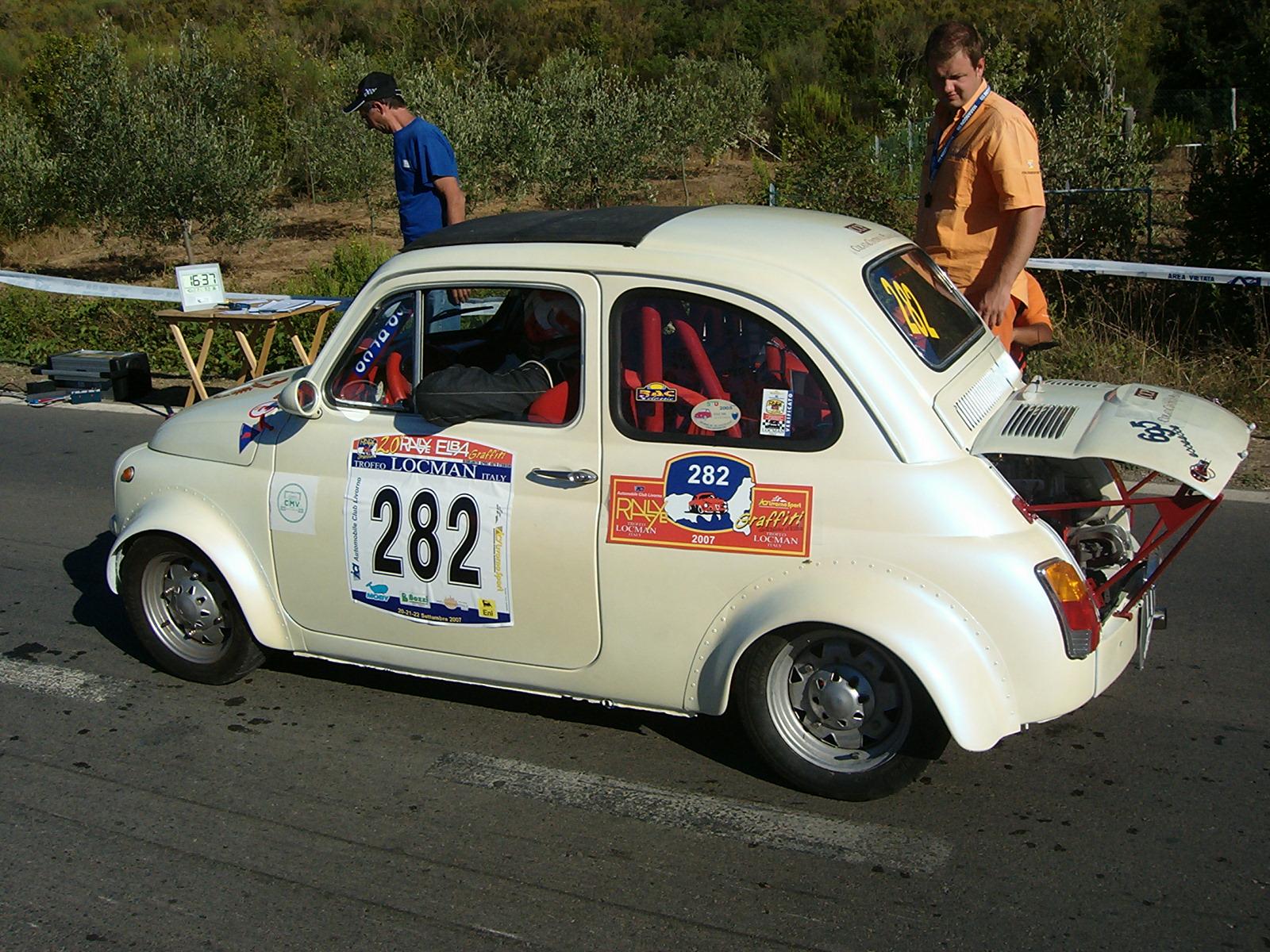 Storico 2007 - Fiat 500 L