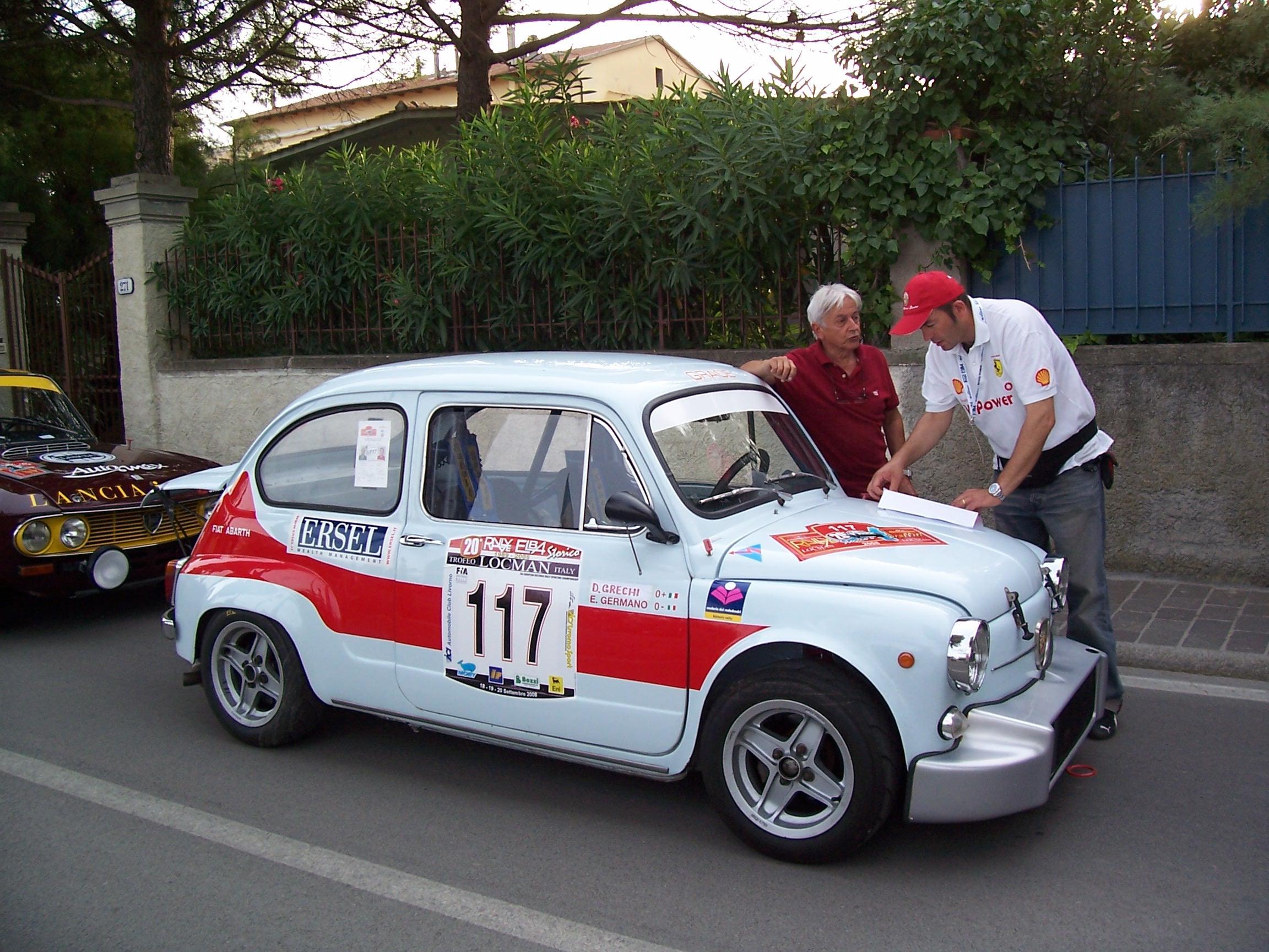 Pagina 2 Fotografie Rallye Elba Storico 2008 18 19 20