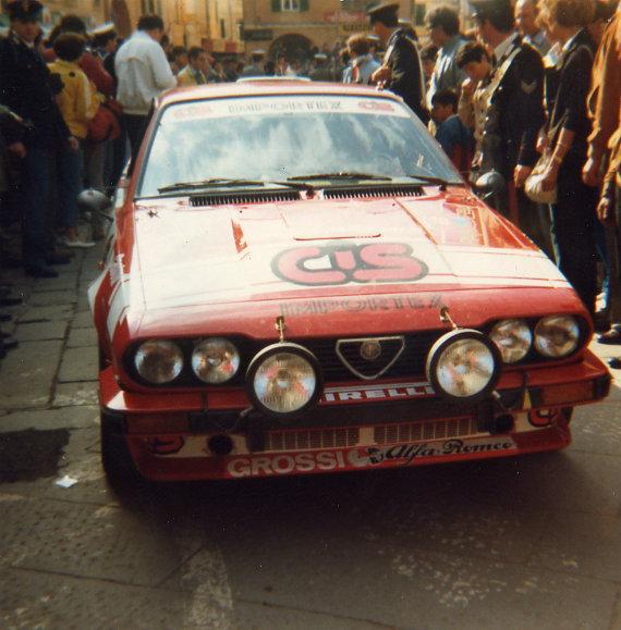 italian cars club afficher le sujet rallye d 39 elba 1984 photos. Black Bedroom Furniture Sets. Home Design Ideas