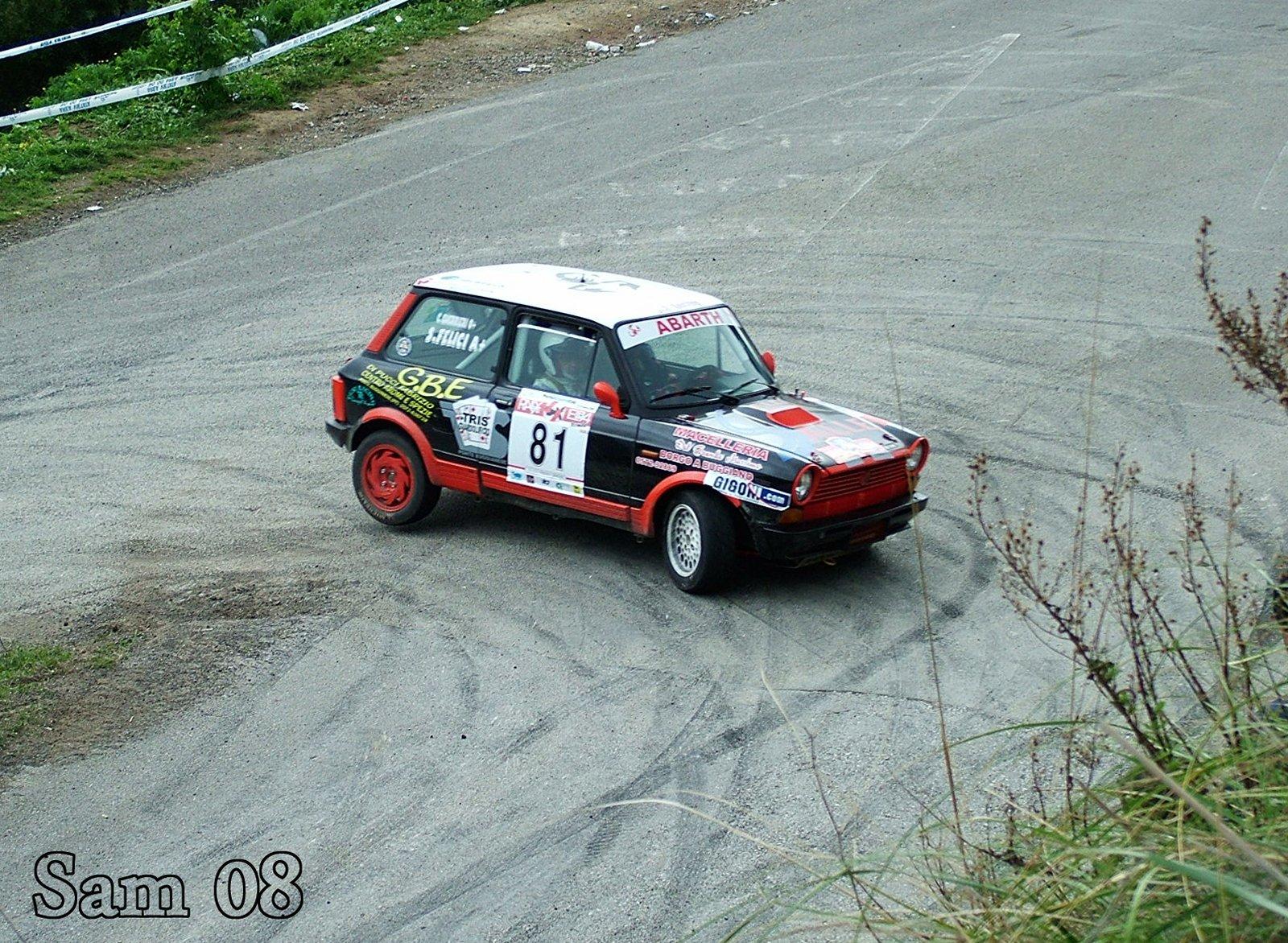 Rallye Elba Ronde 2008