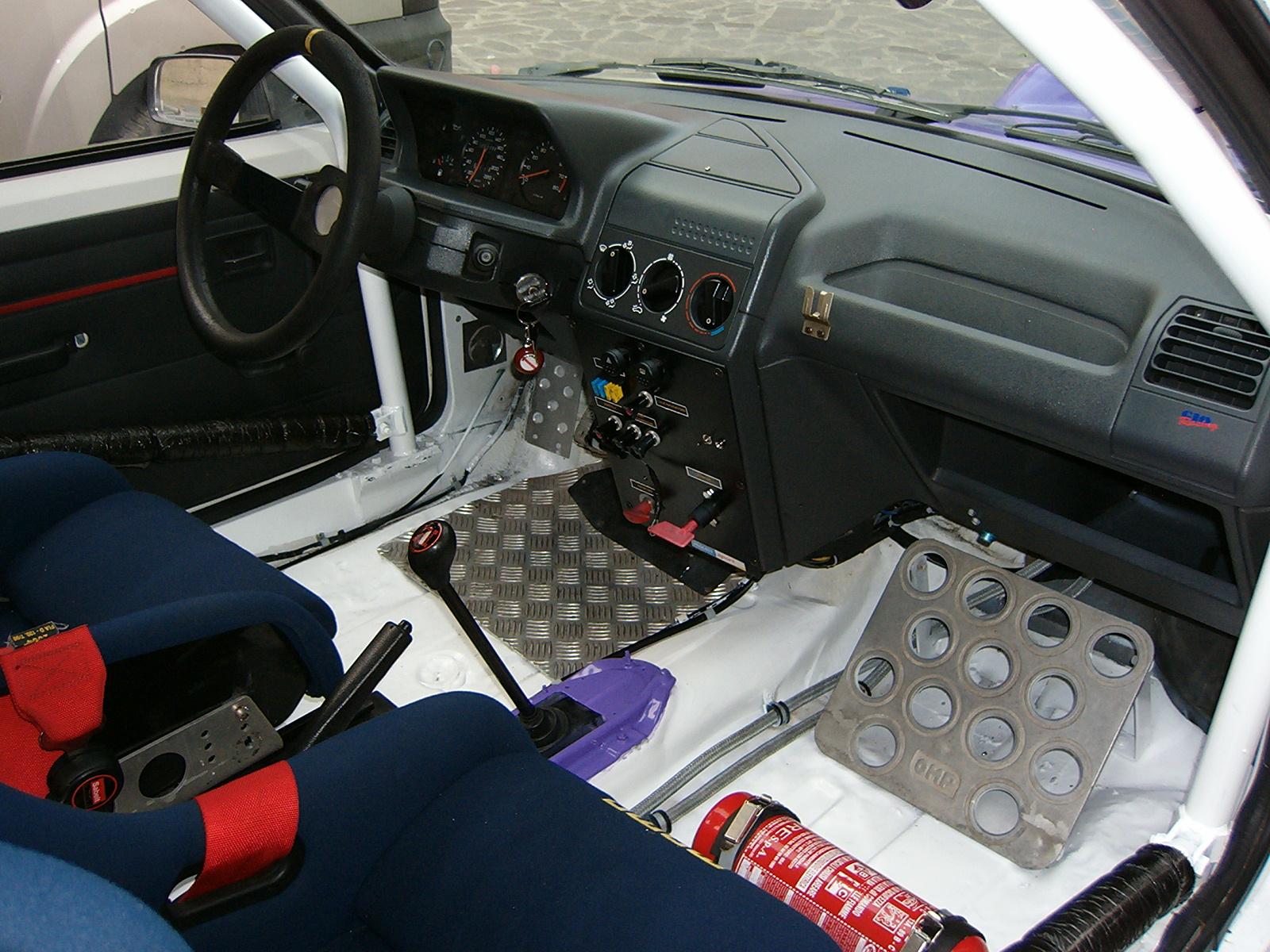 Peugeot 205 Rallye 1300:
